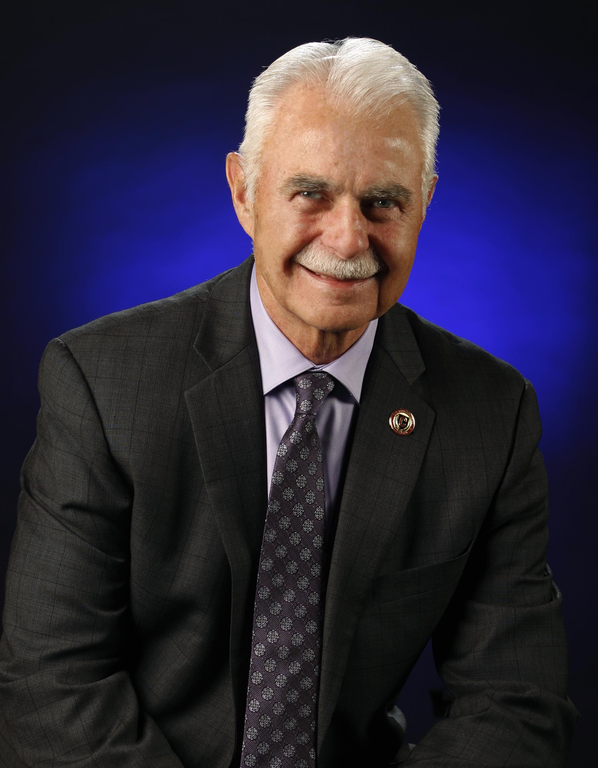 Pastor Gary Ovitt